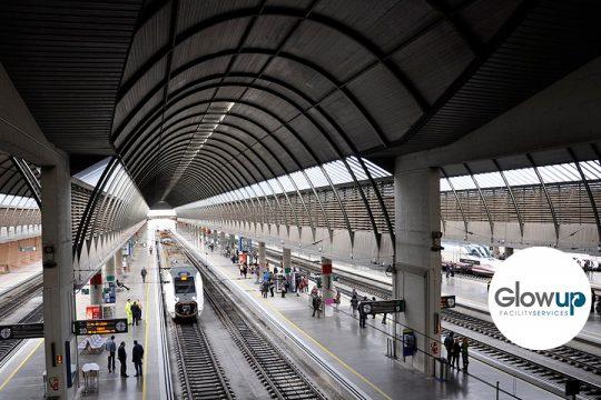Glow Up se adjudica la rehabilitación de la estación de Santa Justa en Sevilla