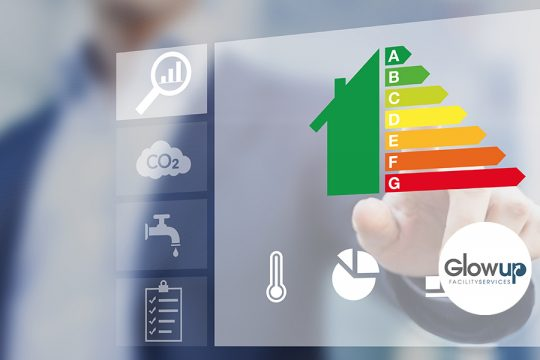 GlowUp -Guia para tener una iluminacion mas eficiente en tu edificio